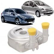 Resfriador Trocador de Calor Motor Peugeot 307 406 407 408  C4 C5 2.0 16v - 1103.N0