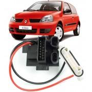 Resistência Ventilação Interna e Ar Condicionado Renault Clio de 2000 à 2014 - 7701206351