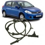 Sensor Abs Dianteiro Nissan Tiida 1.8 16v de 2007 à 2012 - 47910-ZR70A
