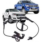 Sensor Abs Dianteiro Ranger 2.2 e 3.2 Diesel 4x4 de 2013 À 2021 - Ld Direito