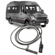 Sensor Abs Traseiro Esquerdo Sprinter Cdi 515 2.2 16v Diesel De 2013 À 2019 - A9069051001