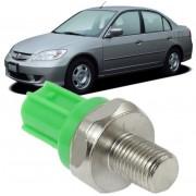 Sensor de Detonacao Civic 1.7 2001 A 2005 Accord 1998 A 2002