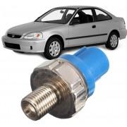 Sensor De Detonacao Honda Civic 1.6 16v De 1996 Ate 2000 - 30530-p2m-a01