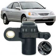 Sensor de Fase do Comando Honda Civic 1.7 - 2001 a 2006