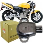 Sensor de Posicao Borboleta Honda Cb 600f Hornet 600 Carburada de 2004 À 2007 - Original Keihin