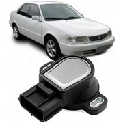 Sensor de Posicao Borboleta Tps Corolla 1.6 e 1.8 16v de 1992 à 2002 - 89452-22090