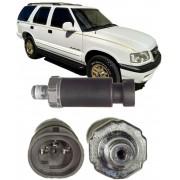 Sensor de Pressão de Oleo Blazer e S10 4.3 de 1996 á 2005 3 pinos - 19244500