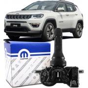 Sensor De Pressao Do Pneu Tpms Jeep Compass 2.0 Flex Ou Diesel De 2015 À 2021
