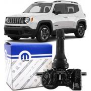 Sensor De Pressao Do Pneu Tpms Jeep Renegade 1.8 2.0 Flex Ou Diesel De 2016 À 2021