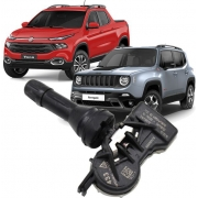 Sensor de Pressão de Pneu TPMS Jeep Compass Renegade Toro