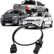 Sensor de Rotacao Corsa Meriva Montana 1.8 8v Gasolina ou Flex de 2003 à 2012