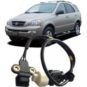 Sensor De Rotação do Virabrequim Kia Sorento 3.5 V6 24v De 2003 À 2006 - 39310-39800