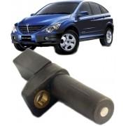 Sensor de Rotação Ssangyong Kyron Actyon Rexton 2.0 e 2.7 Diesel A1621533028