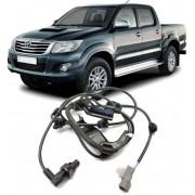 Sensor Freio ABS Dianteiro Direito Hilux e SW4 3.0 e 2.5 Diesel e 2.7 Flex de 2012 à 2015 - 89542-71010