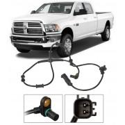 Sensor Freio Abs Dianteiro Dodge Ram 1500 2500 5.7 V8 e 6.7 L6 a Diesel Direito ou Esquerdo de 2009 a 2012
