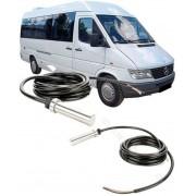 Sensor Freio Abs Dianteiro e Traseiro Mercedes Sprinter 311 313 e 413 CDI A9015421117 / A9015421717  PAR