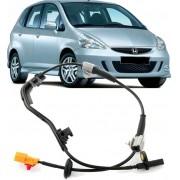 Sensor Freio Abs Honda Fit 1.4 8V e 1.5 16V 2003 a 2008 Traseiro Direito