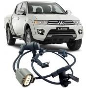 Sensor Freio ABS L200 Triton Apos 2012 Pajero Dakar Apos 2013 Traseiro Esquerdo 4670A597