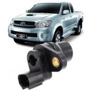 Sensor Freio ABS Traseiro Esquerdo Hilux e SW4 3.0 e 2.5 Diesel e 2.7 Flex de 2005 à 2011 - 89546-0K010