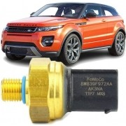 Sensor Pressao Do Combustivel Evoque 2.0 16V Turbo 8w839f972aa / LR079937