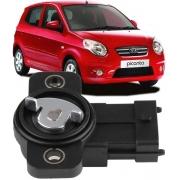 Sensor Sensor De Posicao Borboleta Kia Picanto 1.1 12v De 2006 À 2011 - 35170-02000