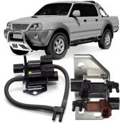 Solenoide de Turbina e Tracao Mitsubishi L200 Hpe Pajero Sport 4x4 de 03 à 13