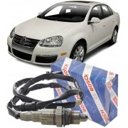 Sonda Lambda Audi 1.8 Turbo Jetta New Beetle Golf 1.8 Turbo com 4 Fios Bosch Pos Catalizador