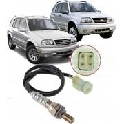Sonda Lambda Gm Tracker e Suzuki Vitara 2.0 16v à Gasolina