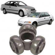 Trizeta Civic 1.5 De 91 A 95 E Civic 1.6 De 96 A 2000 30x38mm