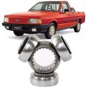 Trizeta Ford Corcel II Del Rey Belina Pampa Scala 4x2 4x4 de 1979 a 1997 - 30x30mm
