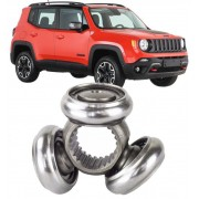 Trizeta Jeep Renegade 1.8 16v Flex - 24 Dentes