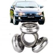 Trizeta Marea 2.0 20V Turbo de 1998 a 2006 -  34 Estrias e 41mm