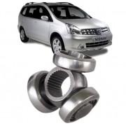 Trizeta Nissan Livina 1.6 E 1.8 Automatico E Manual de 2009 a 2015