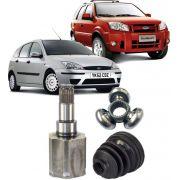 Tulipa Trizeta E Coifa Focus e Ecosport 4x2 2.0 16v Duratec Automatico de 2003 a 2008 Esquerdo
