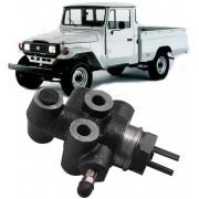 Valvula Equalizadora Freio Traseiro Toyota Bandeirante 3.7 14b Diesel 1982 À 2002