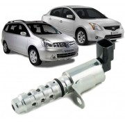 Valvula Sensor Solenoide pressao de Oleo Nissan Sentra Livina Tiida Versa 23796-en200