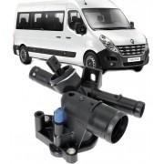 Valvula Termostatica Com CarcaÇA Master 2.3 16v Diesel ApÓS 2013 - 8200978549