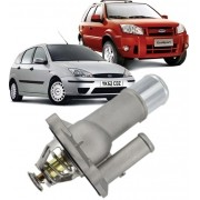 Valvula Termostatica Focus e Ecosport 2.0 16v Duratec Fusion 2.3 2.5 de aluminio