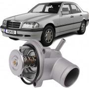 Válvula termostatica Mercedes C180 C200 C220 C230 de 1993 À 2002