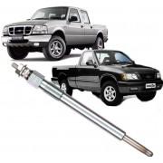 Vela Aquecedora S10 Blazer Defender Ranger F1000 2.5 e 2.8 Maxion Diesel