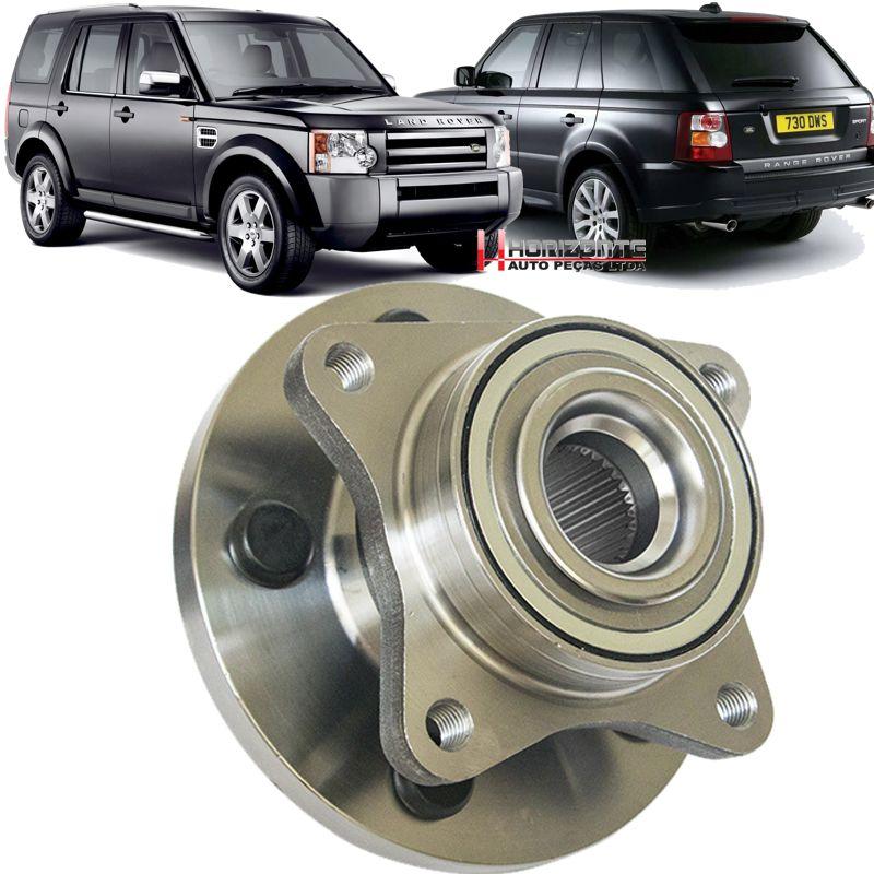 Cubo de Roda Dianteiro Com Rolamento Land Rover Discovery 3 e 4 Range Rover Sport 4X4