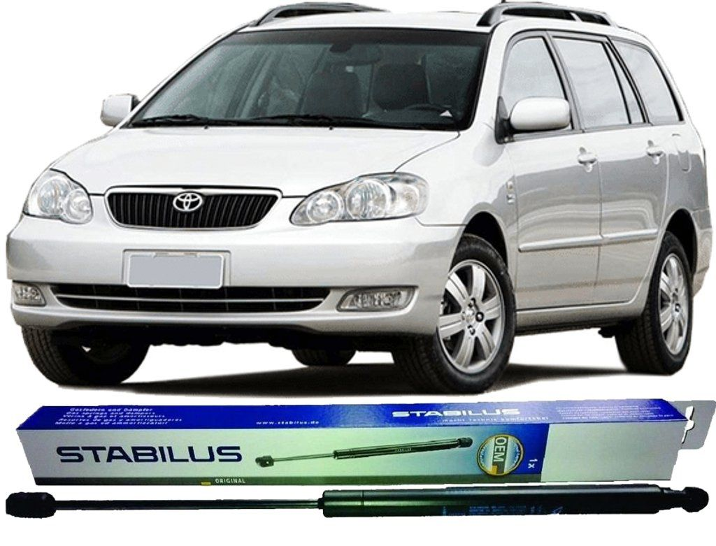 Amortecedor da tampa traseira porta mala Toyota Corolla Fielder 2004 A 2009