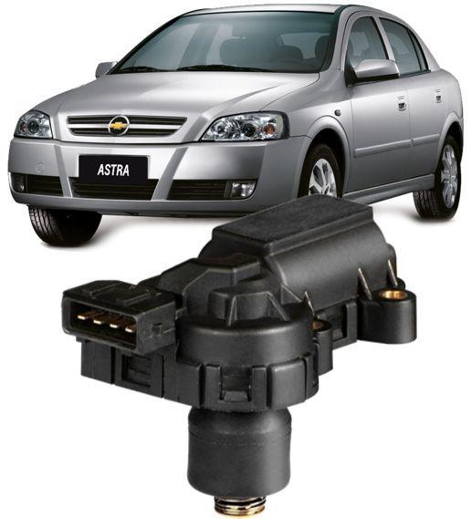 Atuador Marcha Lenta Astra 1.8 e 2.0 de 1998 à 2005 - 0132008602