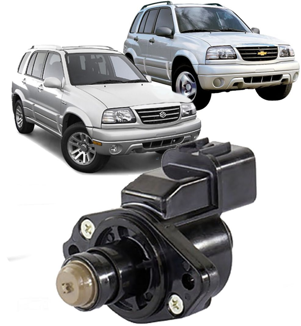 Atuador Marcha Lenta Gm Tracker e Suzuki Vitara 18137-65D000