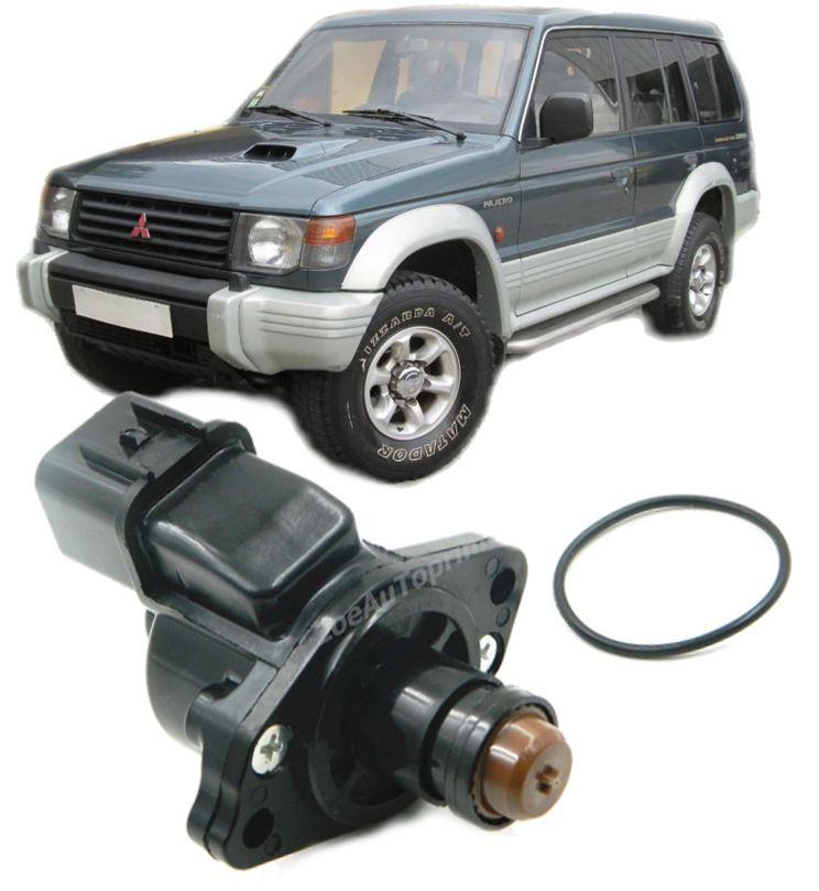 Atuador Marcha Lenta Pajero 3.0 V6 e 3.5 V6 de 1994 a 1999