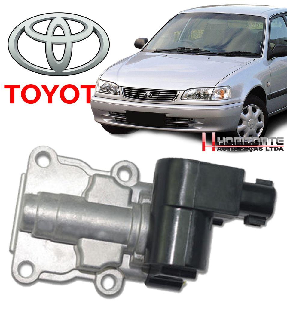 Atuador Marcha Lenta Toyota Corolla 1.8 de 1998 ate 2002  22270-0D010