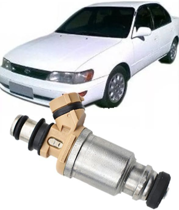 Bico Injetor Corolla 1.6 16V Gasolina de 1992 a 1998 Denso - 23250-16150