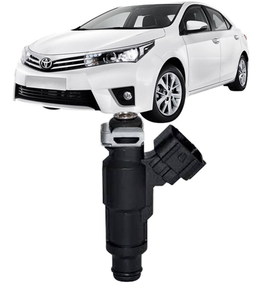 Bico Injetor Corolla 2.0 16v Flex Apos 2015 - 232500t060 Semi Novo