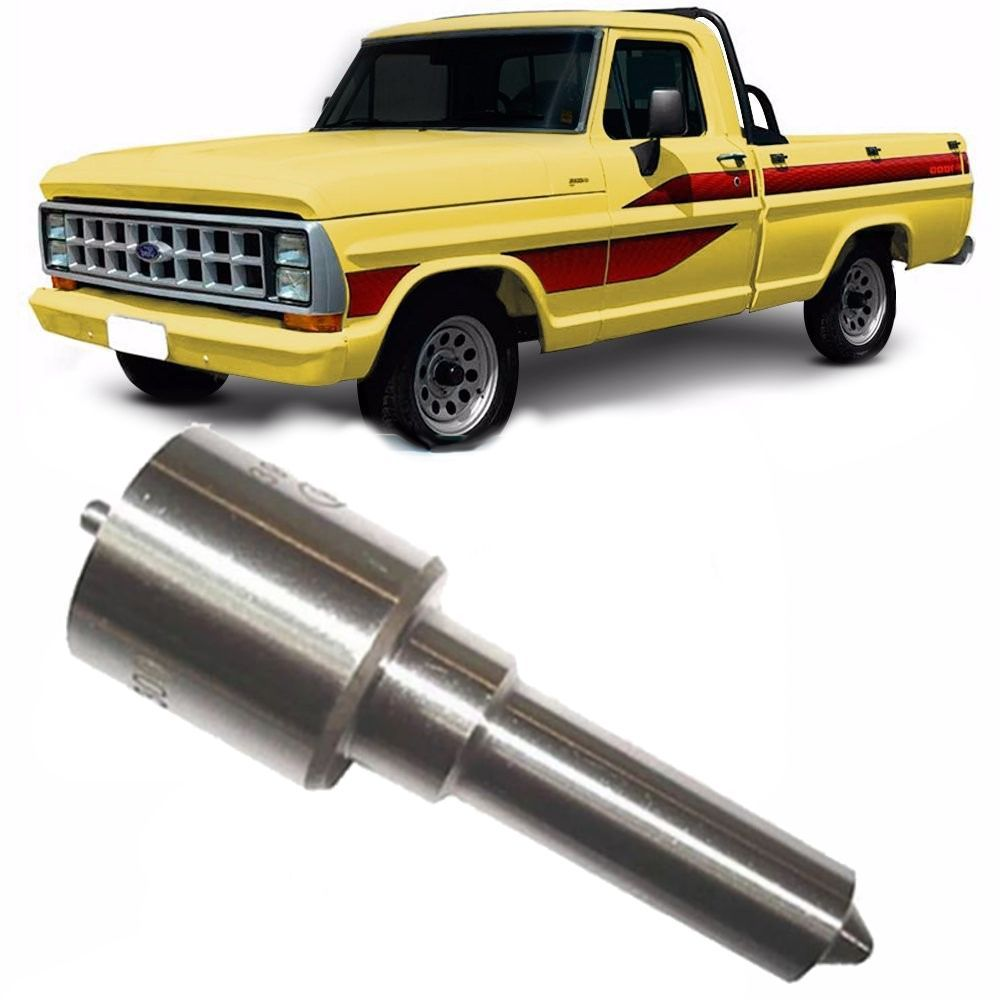 Bico Injetor Diesel F1000 F4000 Volks 690 Motor Mwm 229 Apos 1983 - DLLB151S907