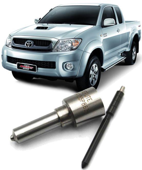 Bico Injetor Diesel Hilux 3.0 16V D4D de 2005 a 2012 - DLLA155P863